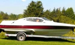 Great family boat for skiing, tubing, cruising and just having fun on the lake. It has been well maintained and is in excellent condition. This boat is powered by a Mercury MerCruiser 4.3 I (220-HP) engine, ONLY USED IN FRESH WATER. The Regal 2100 LSR