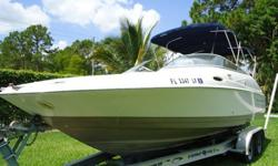 ,,,,000 Regal 2300 LSR w/Volvo Penta V8 5.7GL Dua-Prop outdrive, family fun bow rider boat 390 hours, great compression, starts right up and runs very strong, upholstery is in fair condition, some stitching needs attention, lots of storage, pop out