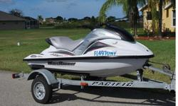 2000 YAMAHA WaveRunner GP1200R 155 HP PWC. 2007 PWC Trailer included. Others pictures will be emailed upon request. Please call with any questions or email me.PWC: (YAMA4215F000) 2000 Yamaha GP1200R. 2 seater with New Hydro-Turf Seat. *One owner* washed