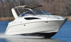 You are viewing a SUPER MINT 2001 Bayliner 2855 Ciera Sunbridge edition cruiser. This boat is in SHOWROOM condition and shows to have been extremely well maitained. Boat has primarily been kept in a covered slip. This one owner boat was ordered with many