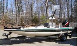 2001 Bumble Bee 290 Super VEE, 2001 Bumble Bee 290 Super VEE 19 FT, 200 HP Mercury, 2 Lowrance depth finders, 24 volt, 82 pound thrust digital motor guide trolling motor, 2 NEW batteries, and NEW onboard battery charger, 4 blade stainless steel prop hot