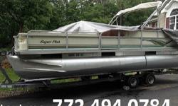 "Seacure deck construction - thru boltedCrest stainless steel structurally superior .250 cross membersStern deck walkaroundPontoons 25 in. diameter .09055 in. nose cone - .100Solid extrusion full keelCustom ""M"" brackets and skirtingFully sealed,"