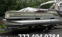 comes with tandem axle galvenized trailer...all new led lighting on the boat and trailer...boat has 04 mercury 90hp saltwater series engine...new fuel lines...new battery..new spark plugs..new marine radio with new marine 4 speaker system...seats are 2