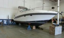 DECK ANCHOR DAVIT ANCHOR W/LINES BOW PULPIT W/RAIL ELECTRIC WINDLASS FENDER W/LINES TRANSOM SHOWER WALK-THROUGH WINDSHIELD WINDSHIELD WIPERS ELECTRIC 12 VOLT SYSTEM 30 AMP DOCKSIDE POWER BATTERY BATTERY CHARGER BATTERY SWITCH CONVERTER ENGINE BILGE BLOWER