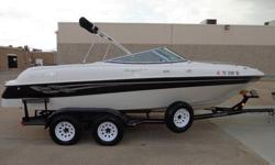 2001 Four Winns Horizon 200 LSCondition: UsedVehicle Title: ClearUse: Freshwater For Sale By: DealerEngine Type: Single Outboard Year: 2001Engine Make: Volvo Make: Four WinnsEngine Model: Penta Model: Horizon 200 LSEngine Hours: 1 Type: Cruiser