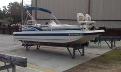 2001 Hurricane 198R Fun Deck w/ Yamaha 115 4-Stroke & trailer. Boat is in very good condition and has Lowrance fish finder, Sony stereo, fishing chairs, trolling motor and cover. Boat is stored at Lighthouse Marina so please call Craig or Jason at