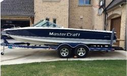 2001 Mastercraft Pro Star 209,VERY NICE PROSTAR 209 WITH 175 HOURS. BIMINI TOP, FULL COVER, PERFECT PASS PRO, STEREO W/ DRIVER REMOTE, MASTERCRAFT TANDEM TRAILER WITH DISC BRAKES, AND A SWING TONGUE. THE BOAT RUNS GREAT. THE ONLY THING WRONG IS THERE ARE