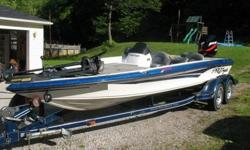 "I am selling my 2001 ProCraft SuperPro 210 SC. Equipped with a Mercury Optimax 225 with 10"" jackplate and hydraulic steering. Boat is equipped with tilt/trim on steering wheel, gearshift, on motor, and in front of boat. Also has hotfoot throttle. Has lots"
