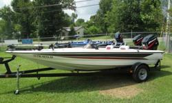 Here is a 2001 20 ft sprint... decent boat.... This boat is in great shape... carpet is good.... and everything works...We completely check out all of our boats.... we check compression, and all the systems.... we fix everything that we can, always...This