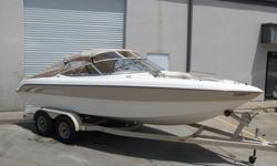 2001 STINGRAY 220 LX was made just for you. Plan your escape today with the STINGRAY. With room on board for 8 people, you can take all of your friends to have fun for the weekend. The STINGRAY 220 LX is proof that great things can come in small packages.