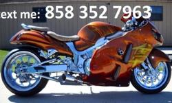 owner, responsibly enjoyed and carefully maintained. If you seek an unmodified and flawless example of this a pedigree super sport bike then this Busa will not disappoint you... Comes with paddock stand, pillion seat & grab rail, new battery, new front