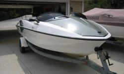 "2001 Yamaha XR 1800 - Twin Engine Jet Boat - 310 HP.Don't confuse this boat with other jet ""boats"" you may have seen...this is eighteen feet of lightning in a bottle. Twin 155 HP jet drives rocket this boat to speeds north of 50 MPH. Speed isn't the only"