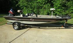 Only 197 Hours, with matching 2002 G3 Trailer w/Custom Wheels Up for sale is my 2002 G3 HP 180. This boat is much wider and more stable than the comparable aluminum boat models. This boat has been garage kept and is in great condition, never been left