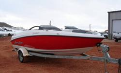 2002 Sugarsand Sole Jet Boat with a 240 EFI Murcruiser engine ( 80 hours ). V6 240hp 2 stroke oil injected. So you will never have to worry about changing oil! Regularly serviced and checked after each use. Good running condition. Battery and fire