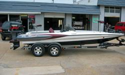 2002 21ft Triton Dual Consol.2002 250h.p Yahama 3.1 V-Max.2002 Triton Trailer.Good Carpet.New Seats.Lowarence Electronics.Hydro Steering.3 Bank Charging System .Jack Plate.Custom Prop.This rig is real nice and runs perfect.Everything works like it