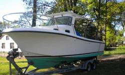 2002 True World Boat W/Yanmar Diesel Trailer Included .24' TRUE WORLD.200 HRS.IO DUEL PROP BRAVO III.TRAILER INCLUDED w/ 6000 LB WINCH.EVERYTHING IN PICS INCLUDED.YANMAR DIESEL .WINTERIZED LAST YEAR.NOT EXACTLY SURE OF THE BEAM SIZE I WILL MEASURE