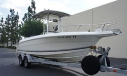 2002 21.5ft Wellcraft Center Console Fishing Boat, 150 HP OPTIMAX . This Boat has it all! Furuno Radar, Lowrance Fish Finder, iCOM Radio, Sony Stereo. This Wellcraft also comes with an aerated bait tank, 2 harvest storage compartents with drainage pumps,