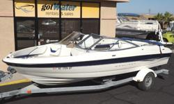 """http://www.gotwatermarine.com/Consignment_2003_Bayliner_205_Bow_Rider_20.html""""EXTREMELY Nice"""" Bow Rider by Bayliner!This 205 Bow Rider model is one of Bayliner's most popular styles. Very dependable MercCruiser 5.0L with the Alpha One Drive is powerful,"""
