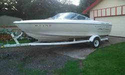 2003 bayliner capri-Unfortunately I have to sell my boat some legal bills. I am 2nd owner of the boat, bought in 2004, pretty much 1st owner since original owners only had about 10hrs on it and sold to me due to having to move last minute after buying