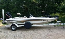 2003 NITRO NX882 18? BASS BOAT! 2003 MERCURY 150 HP XR6 OUTBOARD - And a 2003 Nitro Tracker Marine Trailstar Trailer. (Garage Kept)2003 Tracker Marine Nitro NX 882 18? Bass Boat. GARAGE KEPT and COVERED! Handles awesome on the water. Plenty of Dry