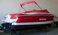 Type of Boat: Open BowYear: 2004Make: CobaltModel: 282Length: 28Hours: 60Fuel Type: GasEngine Model: Twin 260 hp MercuiserInboard / Outboard (Boat): Triple I/OTotal Horse Power: 520Beam (Boat): 9.6Hull Material (Boat): fiberglassTrailer: noPrice: