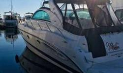 New Arrival and Priced to sell!  This 2004 42' Maxum 4200 is the best priced on the market today and the perfect coastal express cruiser. Sleek design, preferred diesel Cummins power, roomy and well appointed interior, spacious cockpit, Bose