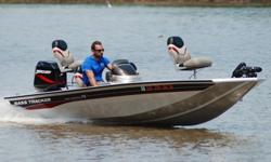 SUPER MINT 2004 Bass Tracker Pro Crappie 175 edition bass boat. This one owner boat is in Excellent condition, and shows to have been very well maintained . Boat has always been garage kept. UNDER 50 HRS ! ! !38 MPH ! ! ! EXCEPTIONAL CONDITION ! ! !