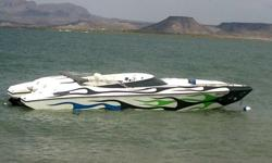 """Performance, speed, and agility - the Cheetah Stiletto 24 brings together the top qualities that powerboaters seek! Cheetah crafts each vessel by hand one at a time to ensure no detail is overlooked. Each vessel is delivered with that """"custom"""" feel that"""