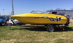 2004 Crownline 180 BR, 180 Bowrider, Sun Sport seating 2 buckets,with a bench aft seat and sun deck. Wood grain dash. Like all Crownlines, this 18 ' has a large interior with a lot of leg room. A very ergonomically friendly helm you with great views of