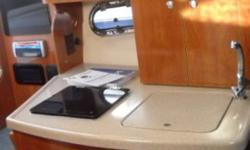 2004 Four Winns Vista 268,cabin cruiser. Excellent condition. Turn key boat. Engine oil and drive oil changed. Engine and water system winterized. Boat has been professionally maintained (service records) Approximately 250 hours on 5.7 Volvo engine.