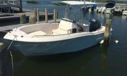,.,,,,,,,,,,,,2004 Grady white 20 ft Center console in great shape, Custon Aqua mist hull sides. Boat looks like a much newer boat. T top, Furuno 1850, VHF , stereoFull Cushions in great shape. Boat used regular and runs great. Selling for chance to buy