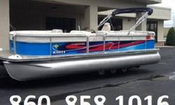 """Rubrail, anodized (incl. vinyl insert)Stainless steel fasteners & hardware - 100%Steering, """"No Feedback""""Structural lifetime warrantyTrailer tow eyeVinyls, marine - non woven 17 mil/ 33oz w. PreFixxWiring, underdeck protection systemZero friction control"""
