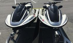 ,,,,...2004 Honda AQUATRAX Turbo 3 seaters with the trailer! These have had only 2 owners and have very low hours -ONLY IN FRESH WATER. They have been used about 3 times a year and have been loved and babied by the family. Spent all of their life in the