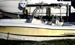 Perfect for SOCIAL CRUISING or FISHING inshore or offshore. Owners like to invite friends and family, turn on the tunes and spend the day on the remote beaches or going to lunch or dinner. Guys will rig the boat for snook fishing or take it offshore for