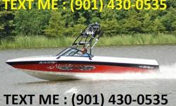 Malibu Wakesetter and Trailer. Four ballasts, has full sound system for tower speakers, sony digital lounge with remote control, cd/mp3 player with amp, 8 kicker speakers. Has removable table. Heater. Two wakeboard and ski racks. Comes with Galvanized