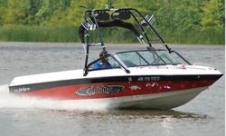 You are viewing a SUPER MINT 2004 Malibu 21 Wakesetter edition Wakeboard boat. This one owner boat is in excellent condition and shows to have been meticulously maintained. Boat has been kept in climate controlled storage its entire life. If you have any