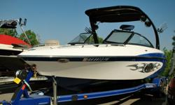 WOW!!! Up for sale is a super clean, low hour, LOADED to the gills 2004 Malibu 23 foot 23LSV Wakesetter. This thing has an awesome stereo with speakers all over the place, amps, dash and transom remotes, (4) tower speakers, dual batteries with switch,