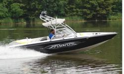 About this 2004 Moomba Mobius LSV Ski and Wakeboard Boats2004 Moomba Mobius LSVYou are viewing a SUPER MINT 2004 Moomba Mobius LSV Gravity Games edition Wakeboard boat. This one owner boat is in excellent condition and shows to have been well maintained.