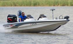 Year: 2004Trailer: Included Make: NitroUse: Fresh Water Model: NX 898 DCEngine Type: Single Outboard Type: BassEngine Make: Mercury Engine Length (feet): 20Engine Model: 150 XR6 Beam (feet): 8Primary Fuel Type: Gas Hull Material: FiberglassSUPER MINT 2004