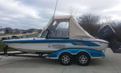 2004 Ranger Ranger 621 VS This rig is in brand new condition and has been kept indoors and well maintained! This is a must see rig with lots of options and a lot of boat for the money! 2004 Ranger 621 VS (White/Blue) Full Walk-thur Windsheild 2004 Yamaha