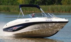 SUPER MINT 2004 Rinker 192 Captiva edition bow rider boat. This boat is in excellent condition and shows to have been very well maintained. Boat has been kept in dry storage throughout its entire life. ONLY 230 HRS ! ! ! 58 MPH ! ! ! EXCEPTIONAL CONDITION