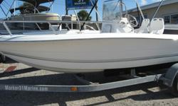Nice, Clean 2004 Sea Pro 180 Center Console With A 2004 Yamaha Four Stroke On A 2009 Fastload PTE18 Trailer. Accessories Are Garmin Fish Finder/Depth Finder, Full Mooring Cover, Swim Platform Ladder And Bimini Top. Boat Runs Great, Ready To Go Fishing.