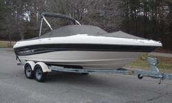 2004 SEA RAY 200 SPORT SKI BOAT 5.0 V8 W/TRAILER NICE!! THIS IS A GREAT RUNNING BOAT WITH A 5.0 MPI V8 INBOARD ENGINE. THE OUTDRIVE IS A MERCRUISER ALPHA ONE WITH POWER TILT/TRIM AND A STAINLESS VENGENCE PROP. THE GEL COAT HAS A GREAT SHINE ALL AROUND THE