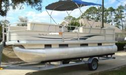 """NEW lighted rocker switches NEW ergonomically positioned binnacle control box Mercury® binnacle control box w/trimConstruction & Exterior NEW fence graphics for 2015 24"""" (60.96 cm) diameter high-buoyancy multichambered pontoons w/wave deflectors &"""