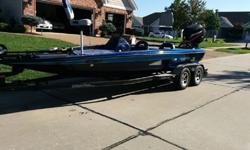 2005 210 Pro V 21' Blazer Bass Boat 250HP Mercury EFI motor 597d w/ GPS fish finder For a faster respond please reply with your phone number!2005 210 Pro V Blazer Bass Boat that is in good condition and has a lot of new parts.New Parts:-55HP Trolling
