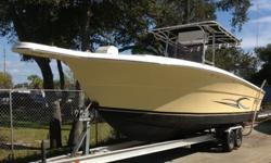 .,,.,.....,For more information call me:(2O6) x 312 x XXXX'//////////////XXXX XX ft angler center console. This boat is powered with a pair of mercury 250 E.F.I motors which have just both been serviced and gone thru including all new ray core