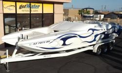 http://www.gotwatermarine.com/Consignment_2005_Magic_Sceptor_Mid_Cabin_Open_Bow_28.htmlShowroom ConditionThe 28' Magic Scepter is just the boat to make you the envy of all your friends. Everyone knows that Magic is synonymous with the spectacular