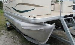The engine in this vehicle runs real good, Take this vehicle home now, it needs nothing but tender, loving care. The exterior finish on this boat is clean.few plimishes here and thier, With a little tender loving care, this boat could look new once