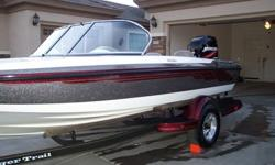 Package Includes: - 2005 Ranger Reata 190VS, MinnKota 65lb 24V Trolling Motor, On Board Battery Charger, Garmin 240 Fish Depth, Keel Protector, Rod Storage, Bimini, Ski Pole, Clarion CD Player, Large Livewell And Cooler, Lots Of Lockable Storage Including