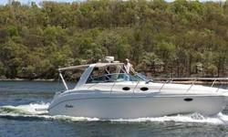 MOTIVATED OWNERS HAVE FOUND THEIR NEXT RINKER. MAKE OFFER. Clean, well maintained boat. Owner looking to upgrade to larger Rinker. Many upgrades - fully loaded boat. GPS/chartplotter, radar, 2 refrigerators, ice maker, microwave, coffee pot, head with